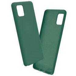 Husa Samsung Galaxy Note 10 Lite Mobster SoftTouch Lite - Verde Inchis