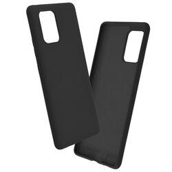 Husa Samsung Galaxy S10 Lite Mobster SoftTouch Lite - Negru