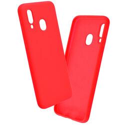 Husa Samsung Galaxy A40 Mobster SoftTouch Lite - Rosu