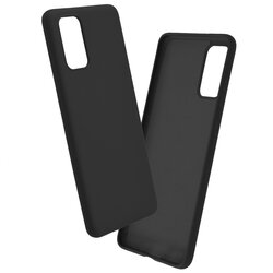 Husa Samsung Galaxy S20 Plus Mobster SoftTouch Lite - Negru
