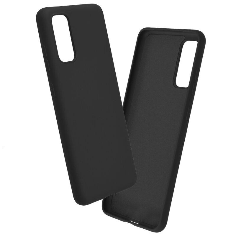 Husa Samsung Galaxy S20 5G Mobster SoftTouch Lite - Negru