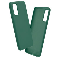 Husa Samsung Galaxy S20 5G Mobster SoftTouch Lite - Verde Inchis