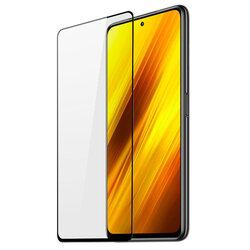 Folie Sticla Xiaomi Poco X3 Dux Ducis Tempered Glass - Negru