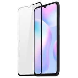 Folie Sticla Xiaomi Redmi 9A Dux Ducis Tempered Glass - Negru