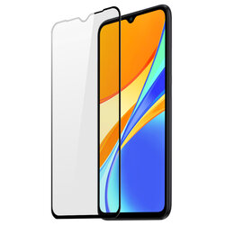 Folie Sticla Xiaomi Redmi 9C NFC Dux Ducis Tempered Glass - Negru