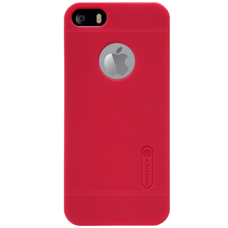 Husa Iphone SE, 5,5s Nillkin Frosted Red
