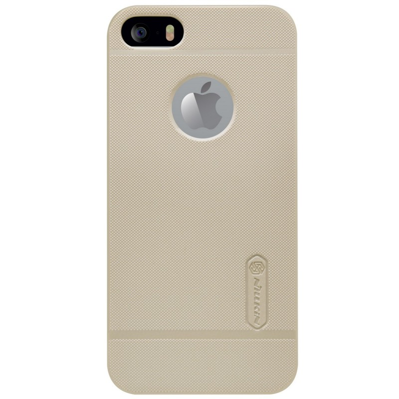 Husa Iphone SE, 5,5s Nillkin Frosted Gold