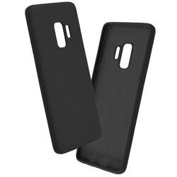 Husa Samsung Galaxy S9 Mobster SoftTouch Lite - Negru