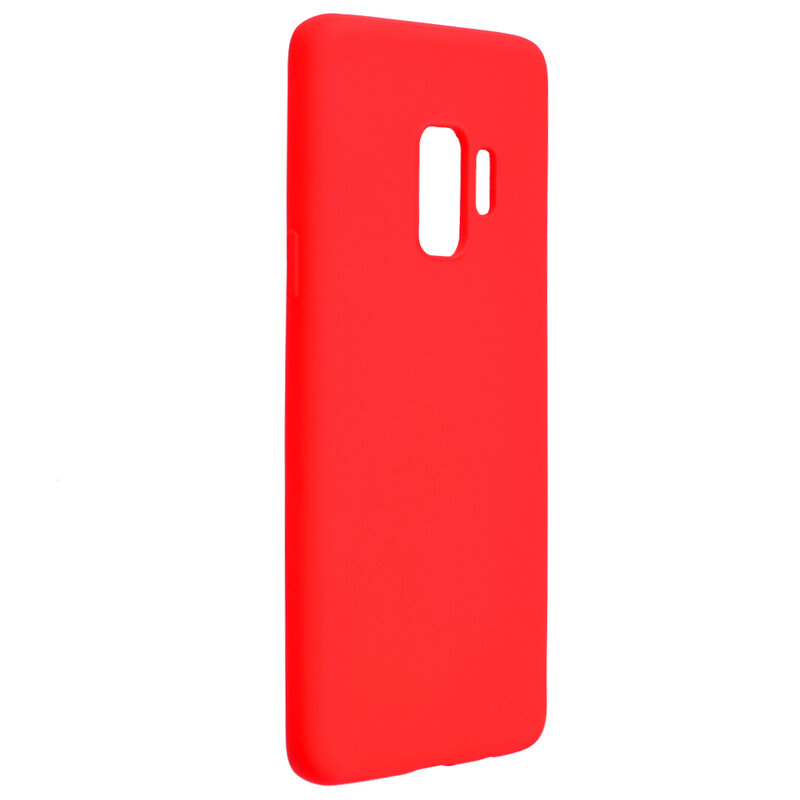 Husa Samsung Galaxy S9 Mobster SoftTouch Lite - Rosu