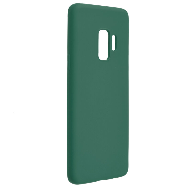 Husa Samsung Galaxy S9 Mobster SoftTouch Lite - Verde Inchis