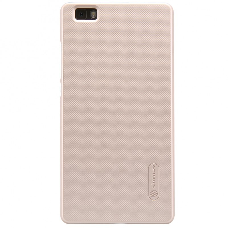 Husa Huawei P8 Lite Nillkin Frosted Gold