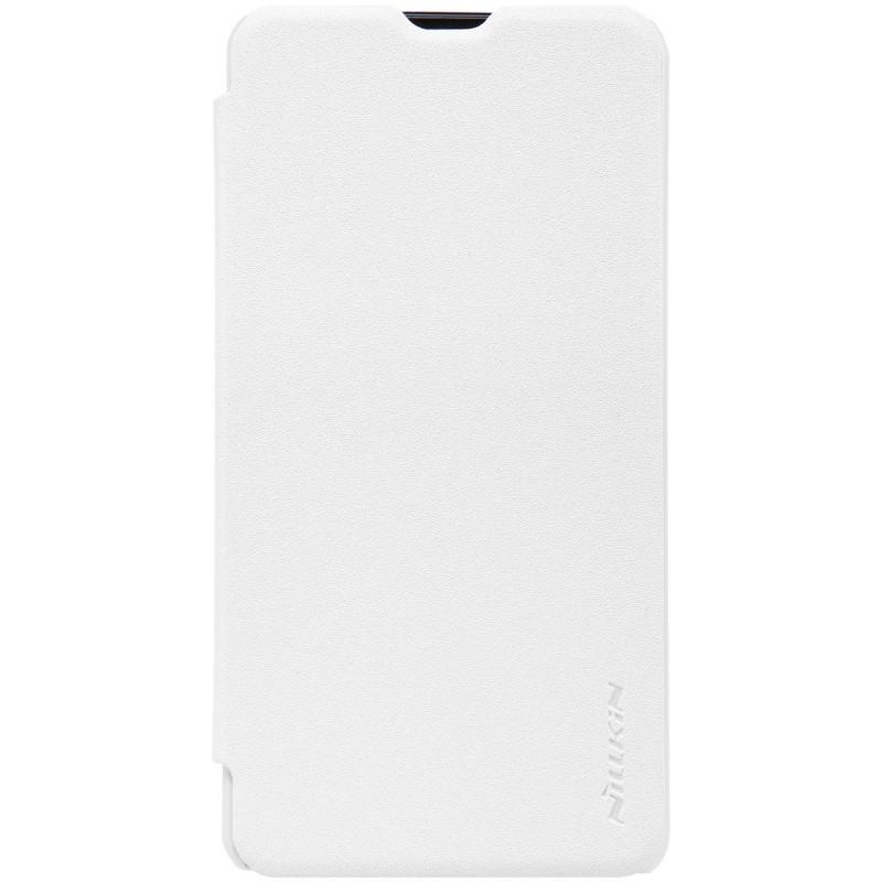 Husa Microsoft Lumia 550 NILLKIN Sparkle Flip Alb