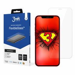 Folie iPhone 12 mini 3MK Flexible Glass - Clear