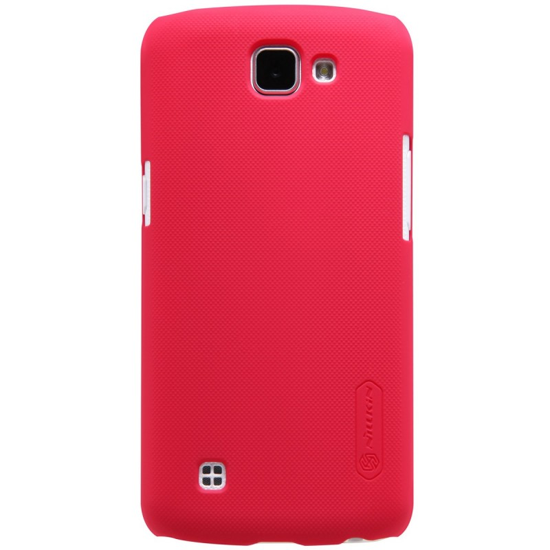 Husa LG K4 Nillkin Frosted Red