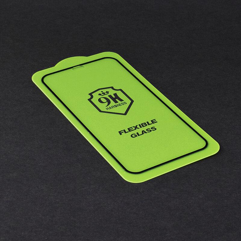 Folie iPhone 12 Pro Wozinsky Full Cover Nano - Negru