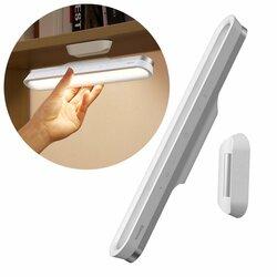 Lampa Birou LED Baseus Pentru Citit Cu Suport Magnetic - DGXC-02 - Alb