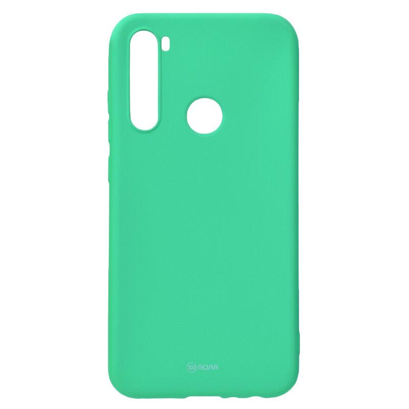 Husa Xiaomi Redmi Note 8 Roar Colorful Jelly Case - Mint Mat