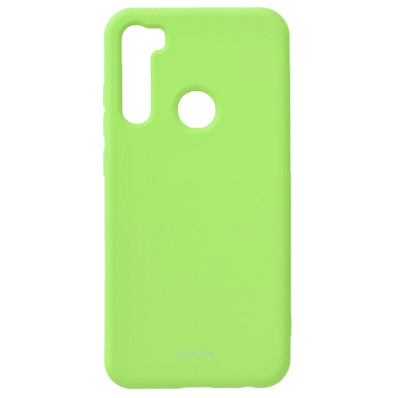 Husa Xiaomi Redmi Note 8 Roar Colorful Jelly Case - Verde Mat