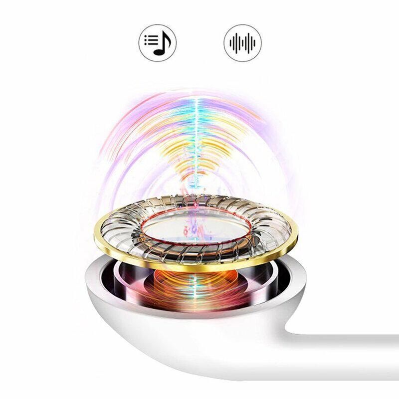 Casti In-Ear Originale Huawei Cu Microfon Si Fir Jack 3.5 mm - GA0300 - Bulk - Alb