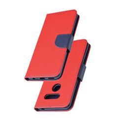 Husa LG K50S Flip MyFancy - Rosu