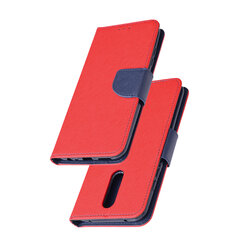 Husa Xiaomi Redmi 8 Flip MyFancy - Rosu
