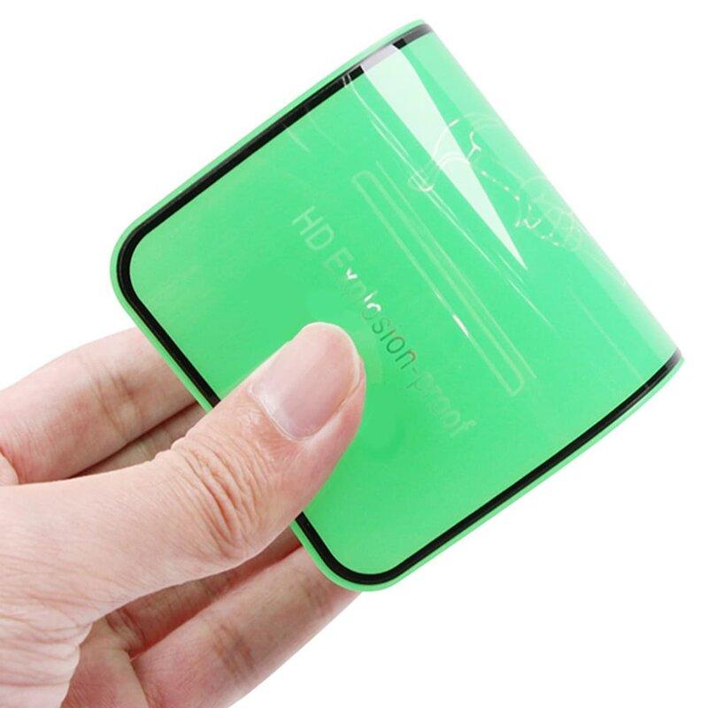 Folie Xiaomi Mi 10 Lite Mobster Ceramics 9D Cu Acoperire Integrala - Negru