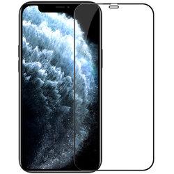Folie Sticla iPhone 12 mini Mobster 111D Full Glue Full Cover 9H - Negru