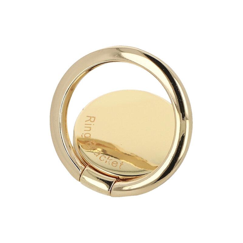 Suport iRing LGD Metal Universal Cu Adeziv 3M Pentru Telefon - Auriu