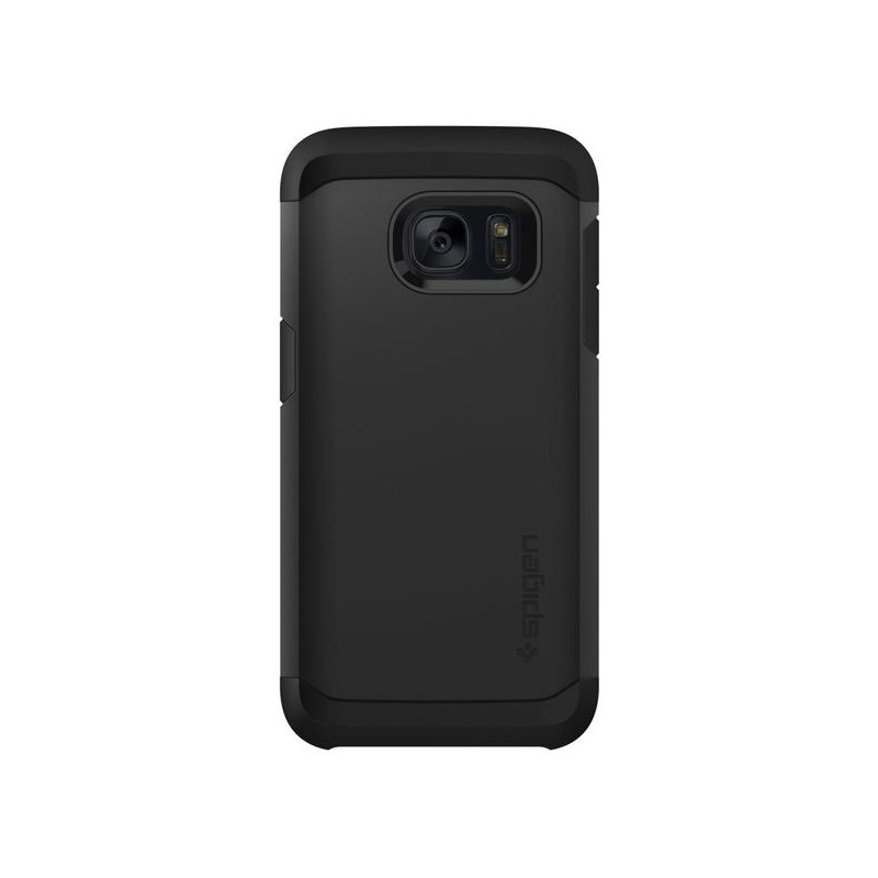 Bumper Spigen Samsung Galaxy S7 G930 Tough Armor - Black