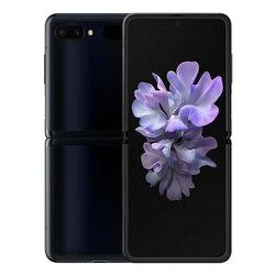 Husa Samsung Galaxy Z Flip GKK Phantom 360 Full Cover - Negru