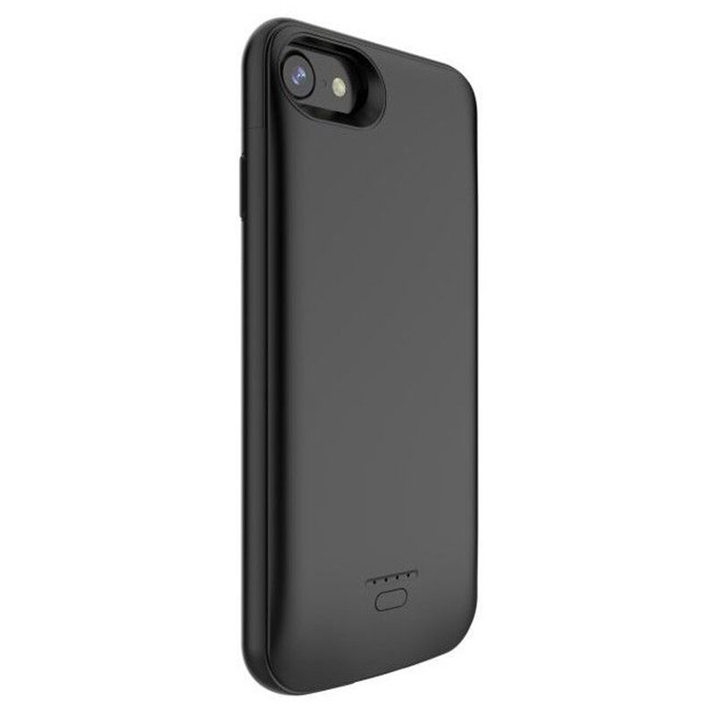 Husa Cu Baterie iPhone 6 / 6S Tech-Protect Battery Pack 3200mAh - Negru