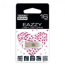 Stick USB 2.0 16 GB GOODRAM Eazzy - Silver