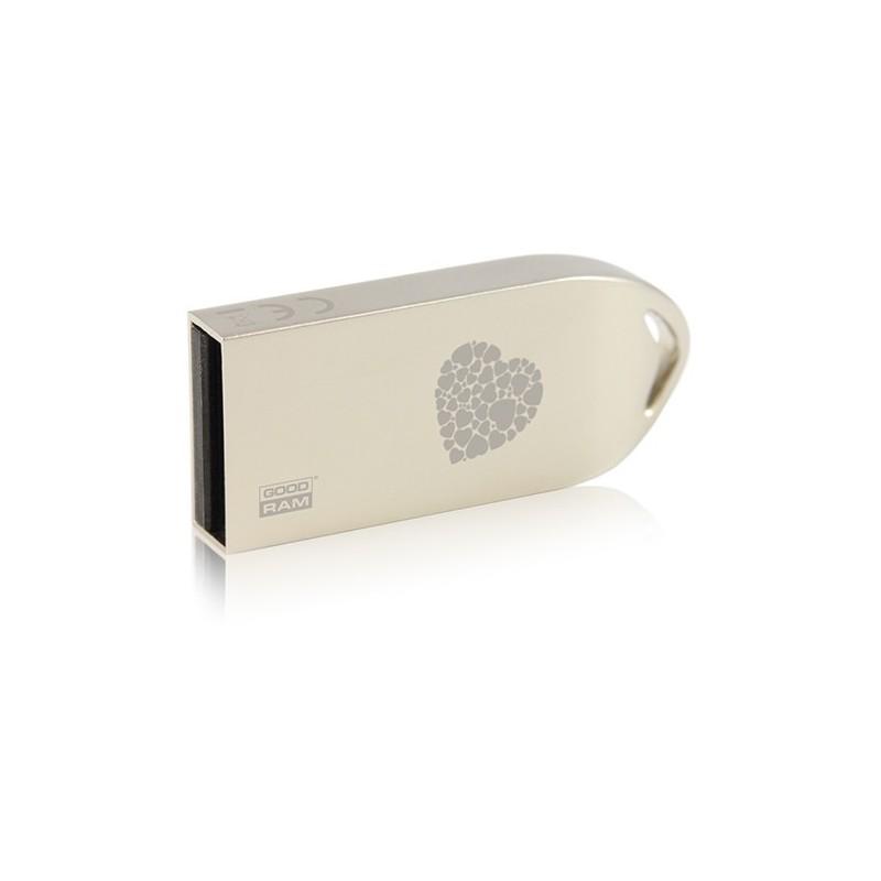 Stick USB 2.0 16 GB GOODRAM Eazzy - Silver