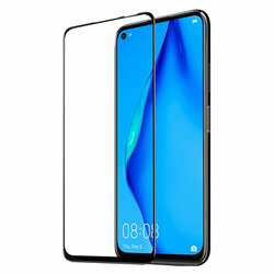 Folie Sticla Huawei P20 Lite 2019 Dux Ducis Tempered Glass - Negru