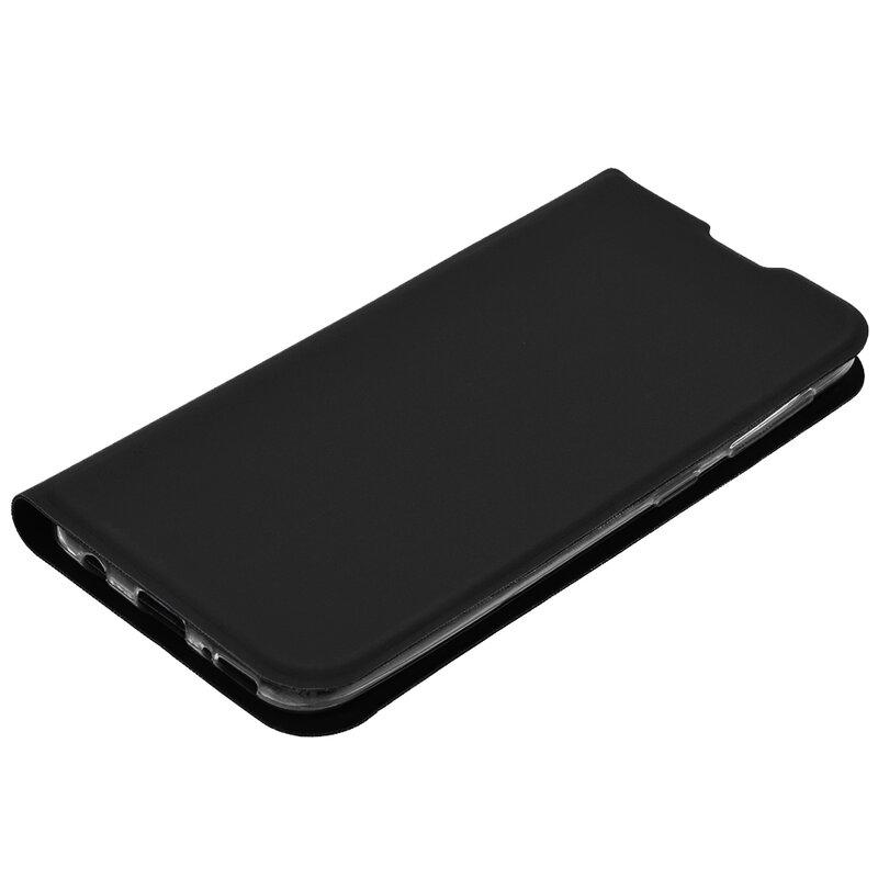 Husa Samsung Galaxy A20e Mobster Soft Book - Negru