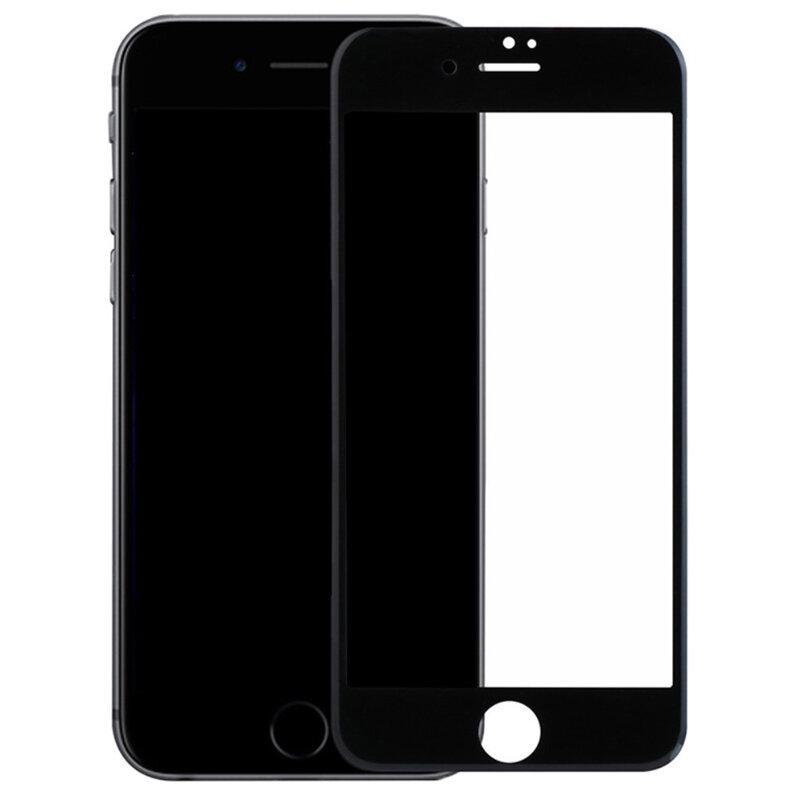 Folie Sticla iPhone 8 Mobster 111D Full Glue Full Cover 9H - Negru