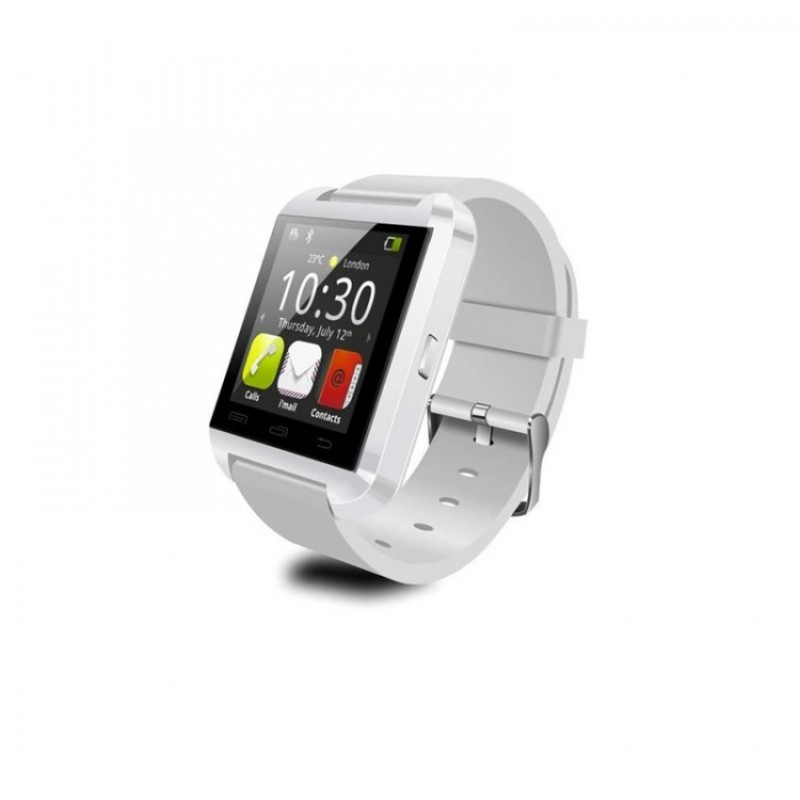 SmartWatch Bluetooth Tellur U8 - White