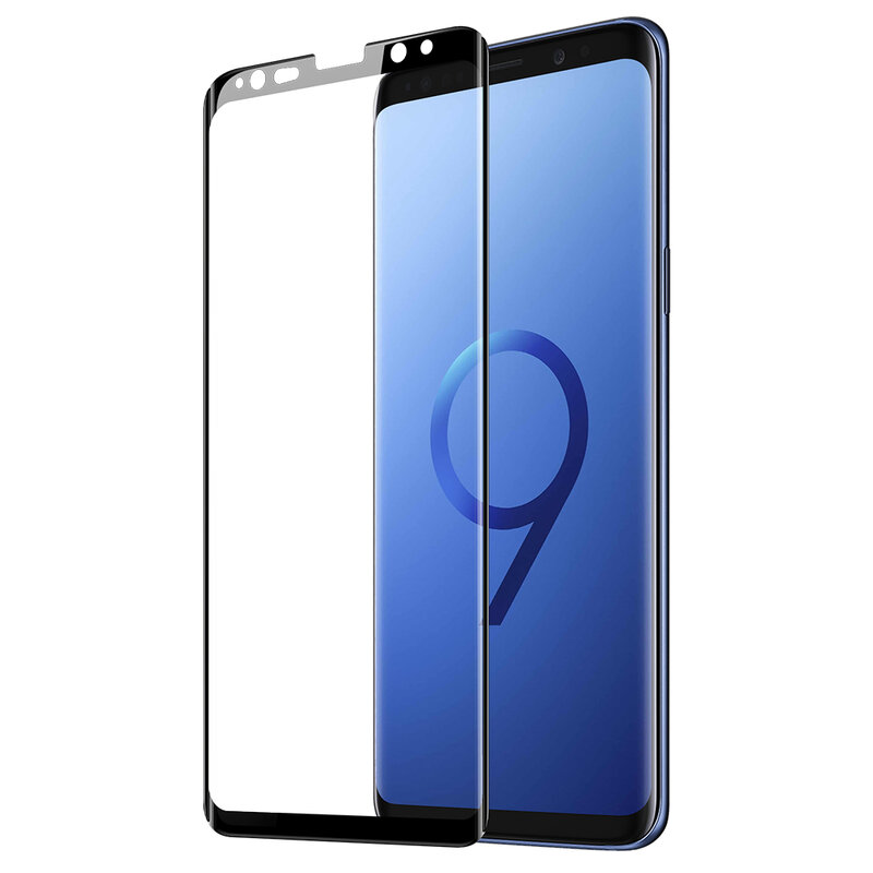 Folie Sticla Samsung Galaxy S9 Plus Dux Ducis Tempered Glass - Negru