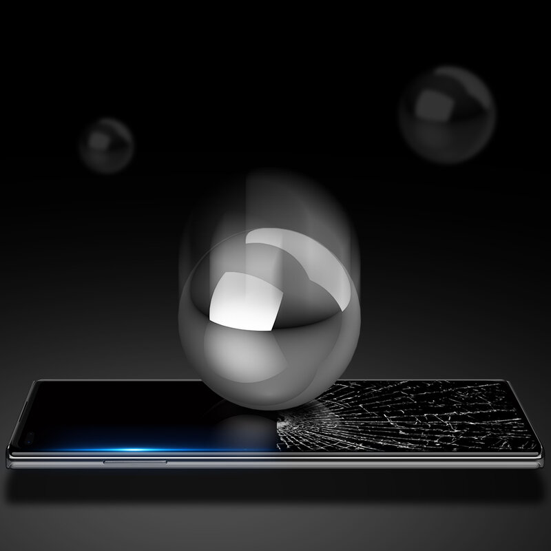 Folie Sticla Samsung Galaxy S20 Ultra 5G Dux Ducis Tempered Glass - Negru