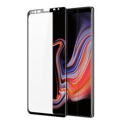 Folie Sticla Samsung Galaxy Note 9 Dux Ducis Tempered Glass - Negru