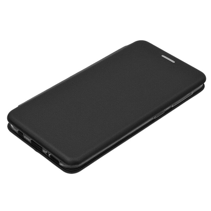 Husa Samsung Galaxy A20e Flip Magnet Book Type - Black