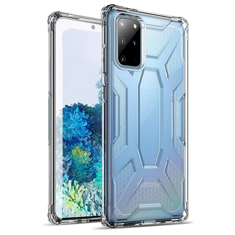 Husa Samsung Galaxy S20 Plus Poetic Affinity Transparenta - Clear