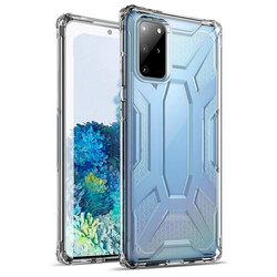 Husa Samsung Galaxy S20 Plus 5G Poetic Affinity Transparenta - Clear