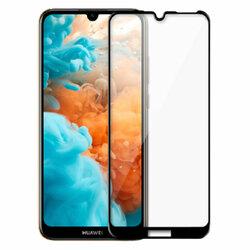 Folie Sticla Huawei Y6 2019 Mobster 111D Full Glue Full Cover 9H - Negru