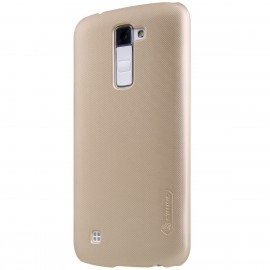 Husa LG K10 Nillkin Frosted Gold