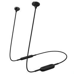 Casti in-ear originale Panasonic, wireless, Bluetooth, negru, RP-NJ310BE-K