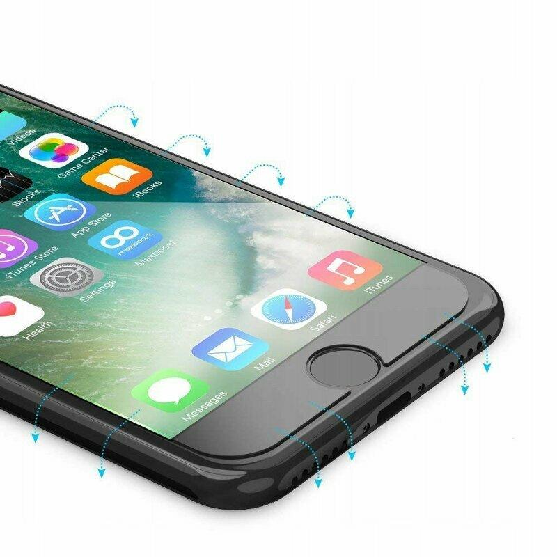 Folie Sticla iPhone SE 2, SE 2020 Hofi Glass Pro+ 9H - Clear