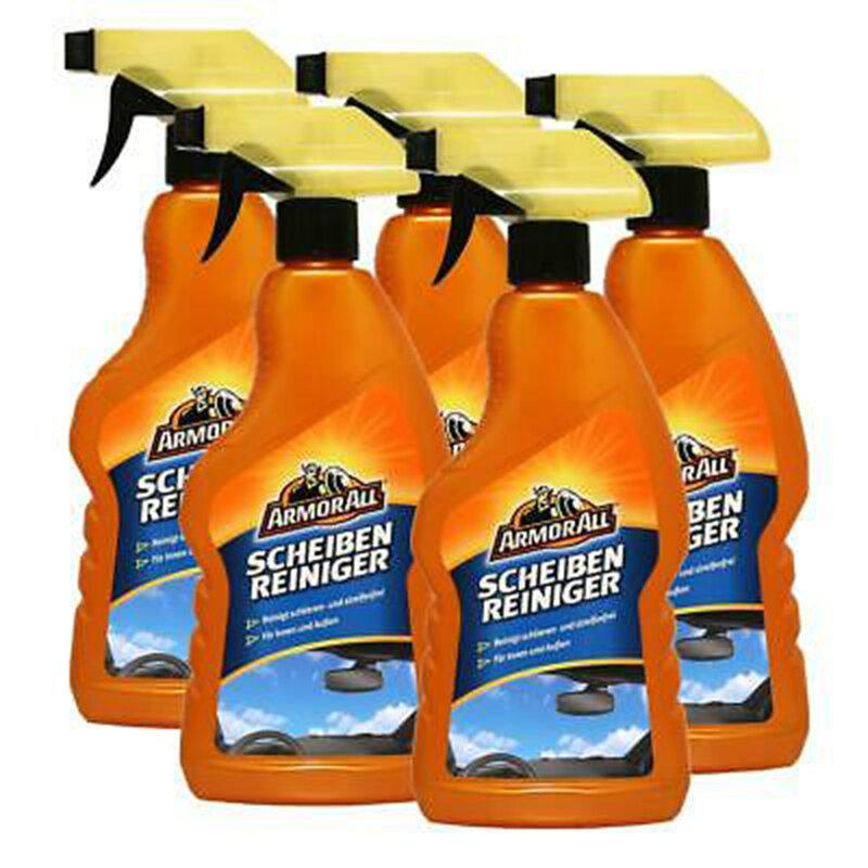 Solutie pentru curatarea geamurilor Armor All, spray cosmetica auto, 500ml