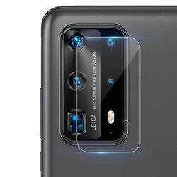 Folie Camera Huawei P40 Pro Bestsuit Lens Film 9H Flexible Glass - Clear