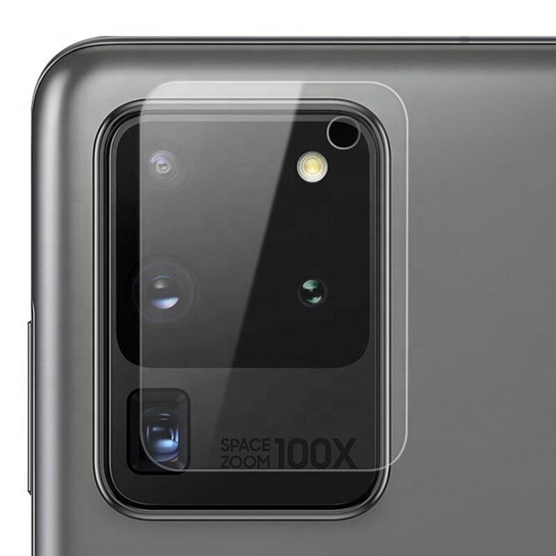 Folie Camera Samsung Galaxy S20 Ultra 5G Bestsuit Lens Film 9H Flexible Glass - Clear